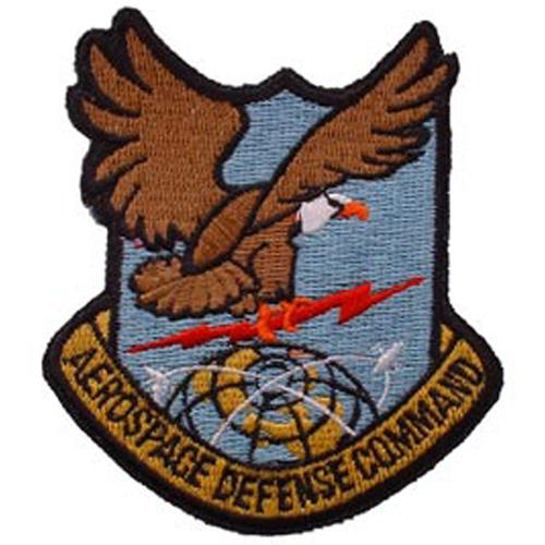 Patch-Usaf Aerospc.Def.Cm