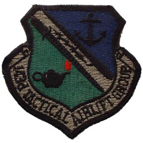 Patch-Usaf 143rd Tact.Air