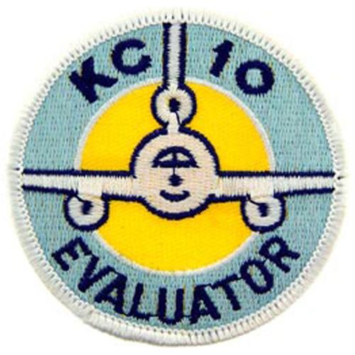 Patch-Usaf Kc-10 Evaluato