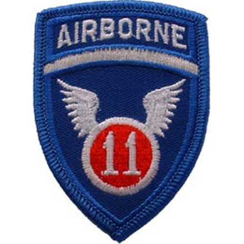 Patch-Army 011th A/B
