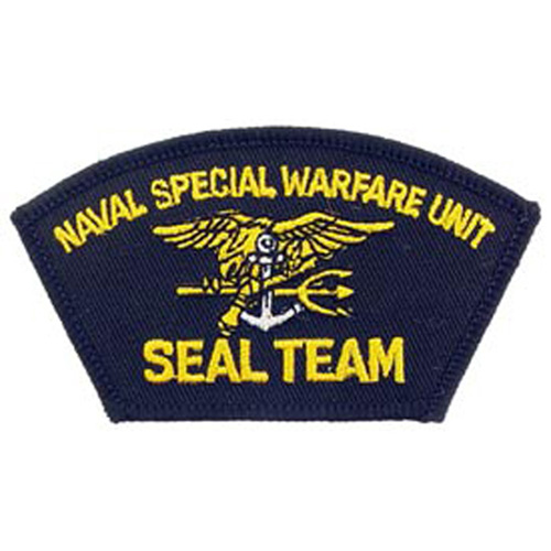 Patch-Usn Seal Team Spec