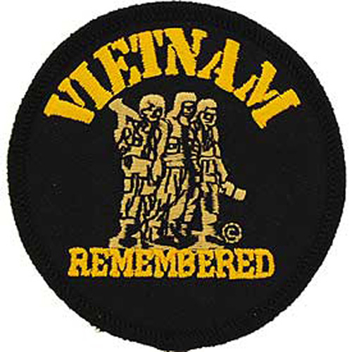 Patch-Vietnam Remembered