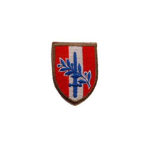 Patch Austrian Occ 3 Inch