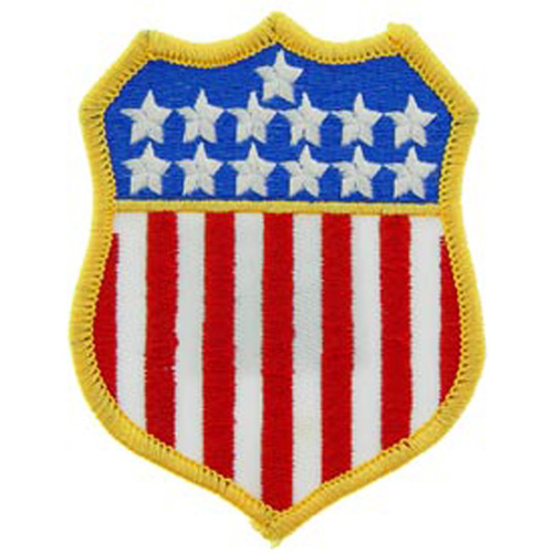Patch-Flag Usa Shield