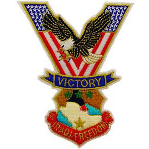 Patch-Iraqi Freed.Victory