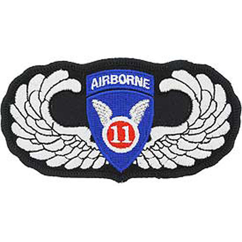 Patch-Army 011th A/B Wing