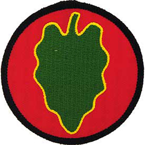 Patch-Army 024th Inf.Div.