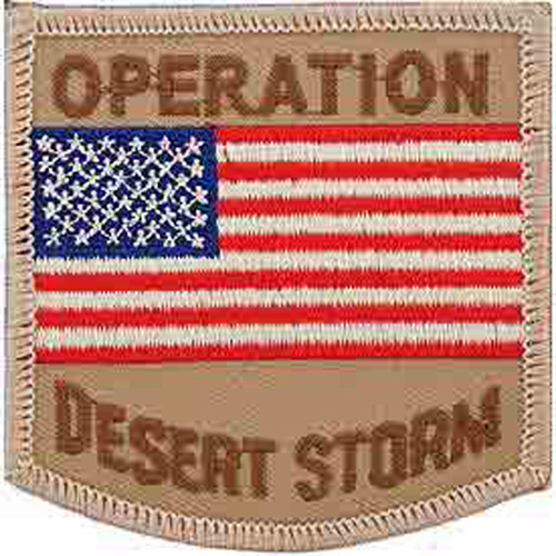 Patch-Dest.Storm Usa Flag