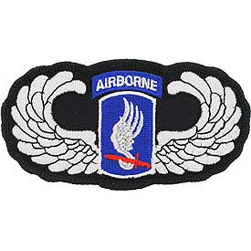 Patch-Army 173rd A/B Wing