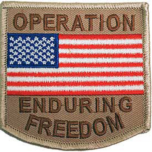 Patch-Enduring Freed.Usa