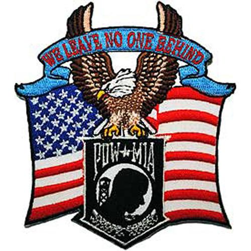 Patch-Powmia Eagle-Usa