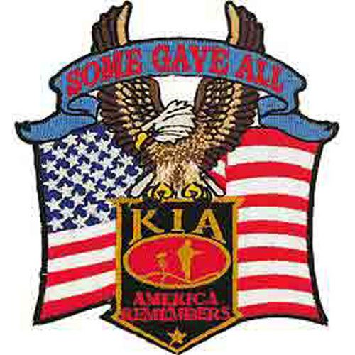 Patch-Kia Eagle