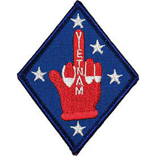 Patch-Vietnam Usmc 1st