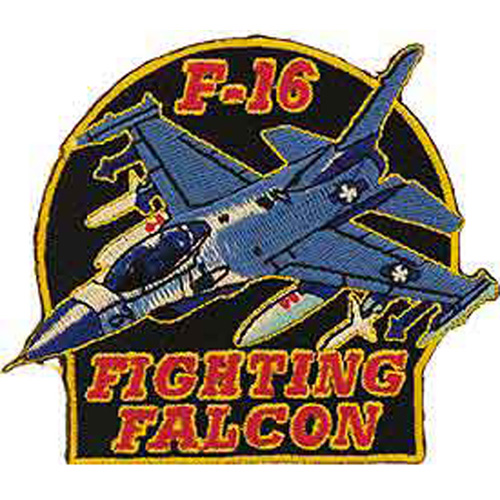 Patch-Usaf F-016