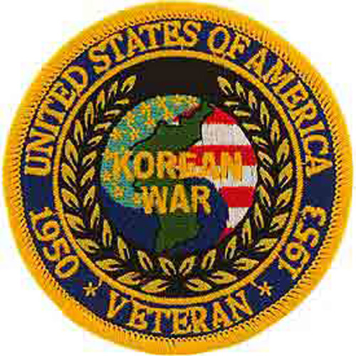 Patch-Korea Veteran