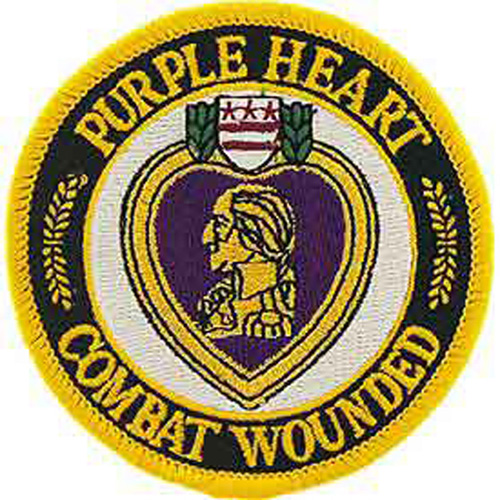 Patch-Purple Heart