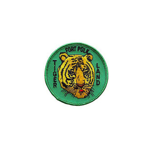 Patch Army Tiger Land