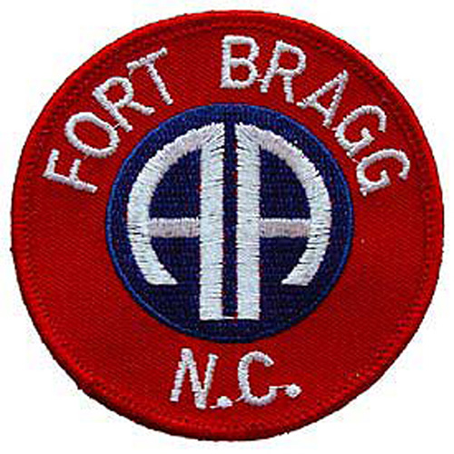 Patch-Army 082nd A/B Ft.B