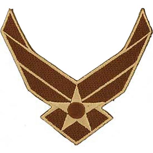 Patch-Usaf Logo Ii.