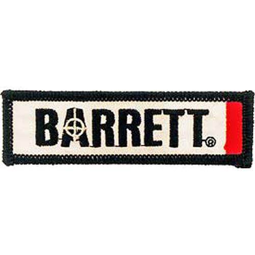 Patch-Gun Barrett Logo
