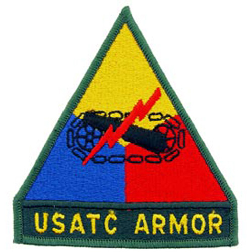 Patch-Army Armor Usatc