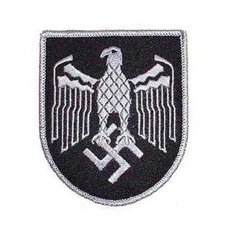 Wwii Germ Army 3 Inch Patch
