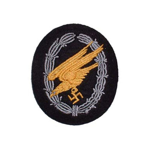 Patch WWII Germ Paratroop