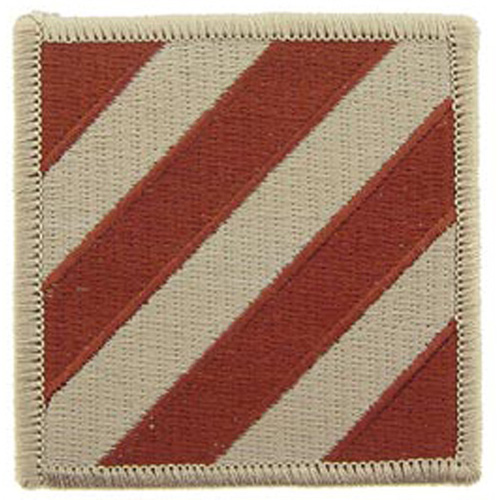 Patch-Army 003rd Inf.Div.