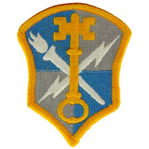 Patch-Army Intel.And Sec.Cmd