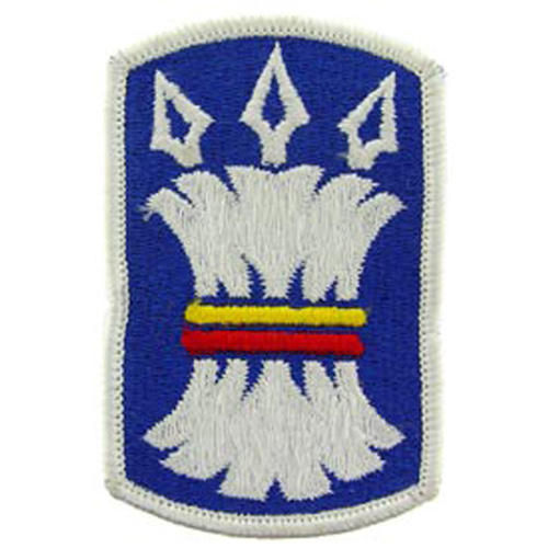 Patch-Army 157th Inf.Bde.