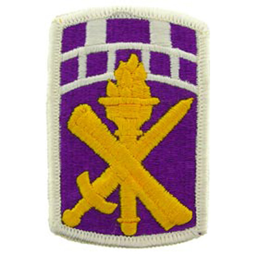 Patch-Army 351st Civ.Aff.