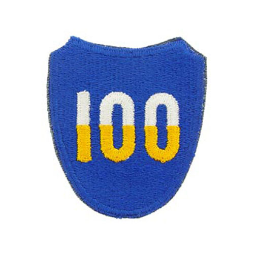 Patch-Army 100th Inf.Div.