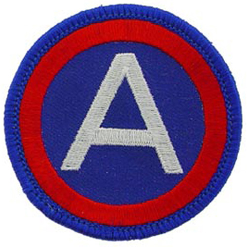 Patch-Army 003rd Army