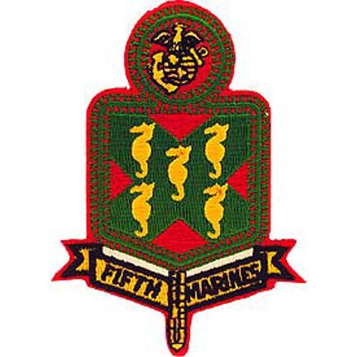 Patch-Usmc 05th Mar. Rgt.