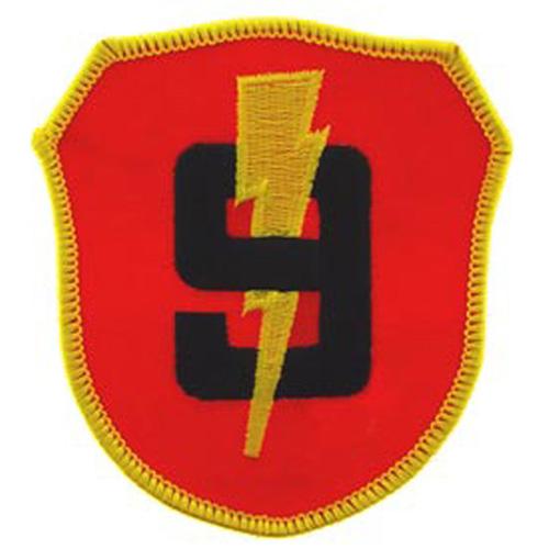 Patch-Usmc 09th Mar. Rgt.