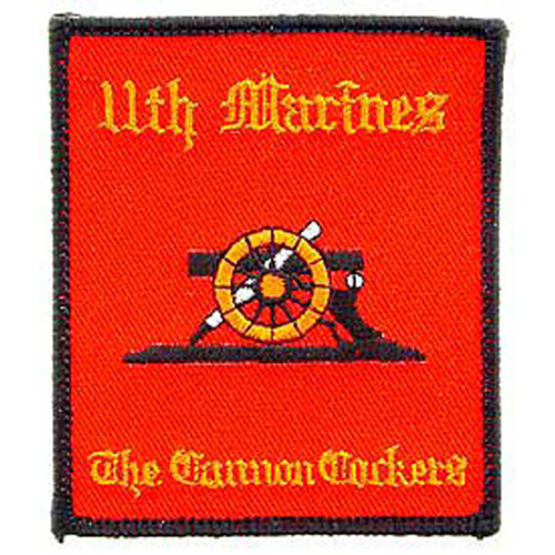 Patch-Usmc 11th Mar. Rgt.