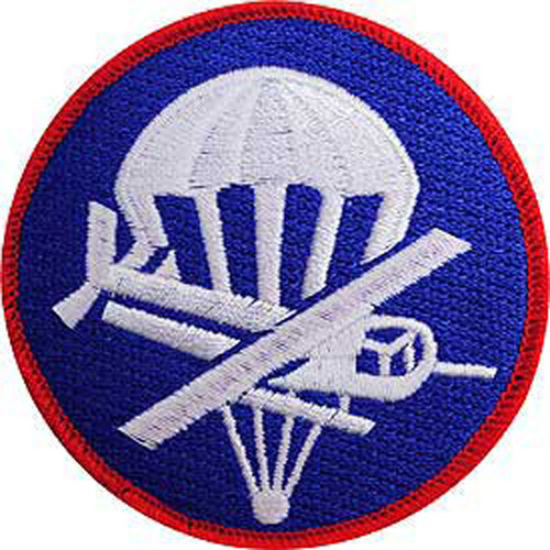 Patch-Army Paraglider Off