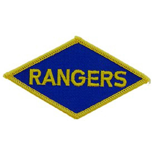 Patch-Army Rangers