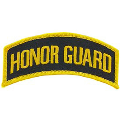 Patch-Tab Honor Guard