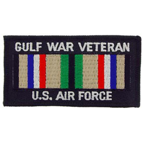 Patch-Usaf Gulf War Vet.