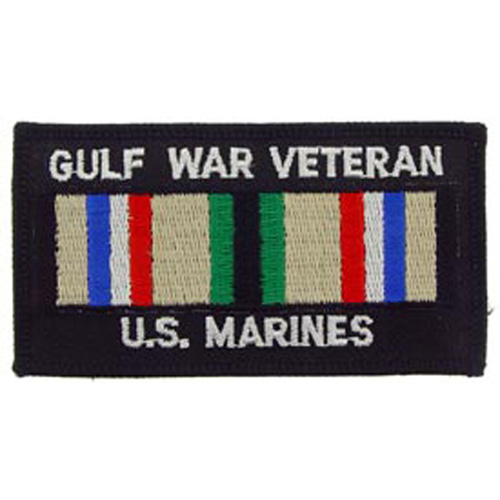 Patch-Usmc Gulf War Vet.