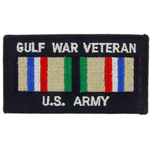Patch-Army Gulf War Vet.