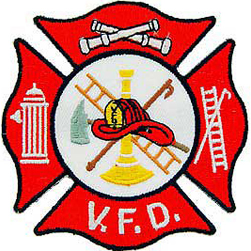 Patch-Fire Vfd Logo