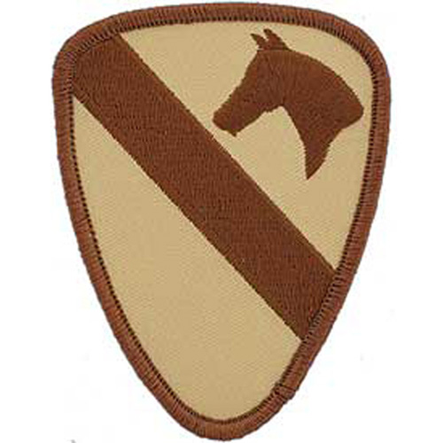 Patch-Army 001st Cav.Div.