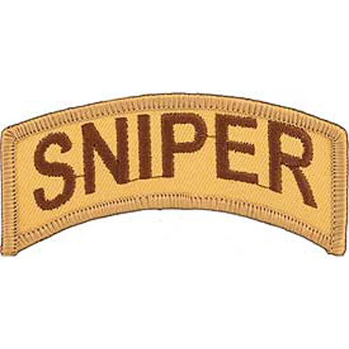Patch-Army Tab Sniper