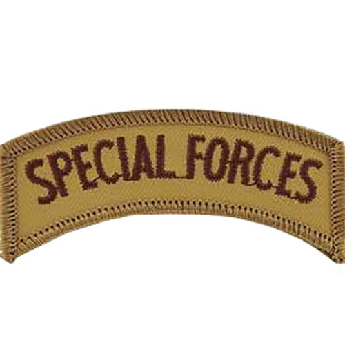 Patch-Spec Forces Tab