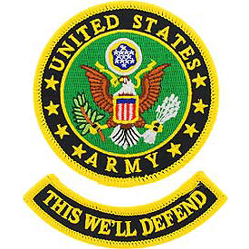 Patch-Army Logo This