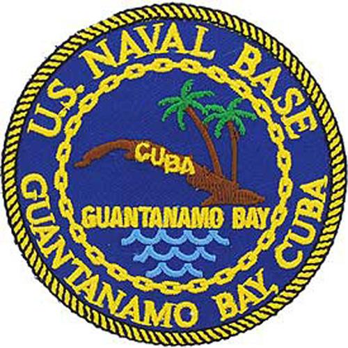 Patch-Guantanamo Bay