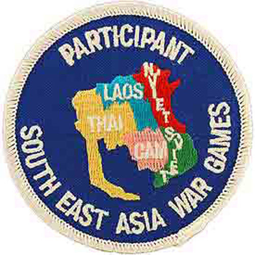 Patch-Vietnam Partic Asia