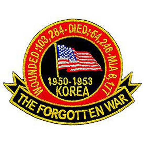 Patch-Korea The Forgotten